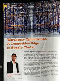 Space Optimization Warehousing As A Competitive Edge Article Published At Scmpro