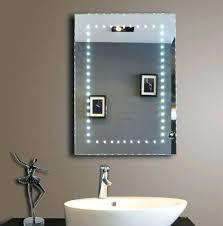 Bathroom Led Mirror Light Led Mirror Lights Mirror
