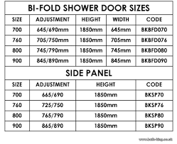 Shower Door Parts Uk by Captivating Bi Fold Shower Door Parts Gallery Best Inspiration