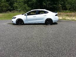 2013 dodge dart forum white letter tires page 3