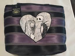 harveys seatbelt bag nightmare before sally