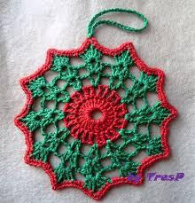 tresp craft blog adornos para navidad adornos navideños crochet