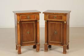 scrivania stile impero comodino stile impero mobili in stile bottega 900