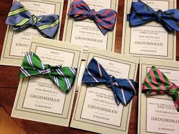 groomsmen invitations saturday and sundae preppy groomsmen invitations