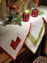 mantel scarf free quilt patterns for table runners decor simply stylish