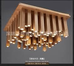 Wooden Light Fixtures Endearing Wooden Ceiling Lights Wood Ceiling Light Fixtures