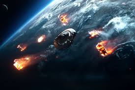 can sound travel through space images Review netflix 39 s lost in space undermines a strong premise with jpg