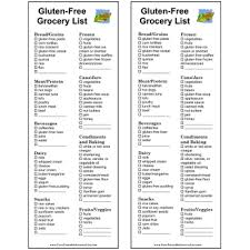 printable household shopping list free printable grocery lists