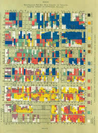 Chicago Map Poster by Chicago Workers During The Long Gilded Age Digital Collections