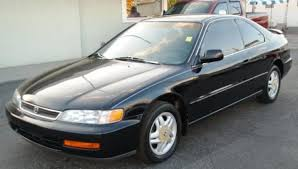 1997 honda accord 2 door coupe the top five honda accord coupe models in history