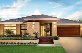 new one story house plans newest one story house plans new single story modern home design