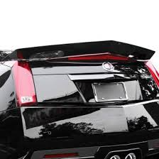 cadillac cts styles 2014 cadillac cts spoilers custom factory lip wing spoilers