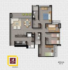 Colored Floor Plans by 2d Colour Floor Plan Using Our Products 2dplanimage Layout