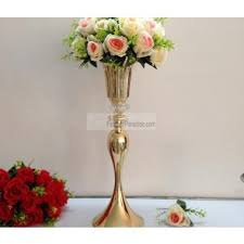 Wedding Reception Vases Trumpet Vases Wholesale Discount Bulk For Wedding Centerpieces