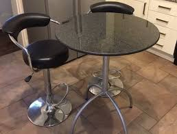 Granite Top Bistro Table Splendid Lewis Granite Bistro Table With Lewis Granite