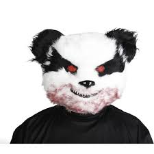 panda mask halloween costume accessory walmart com