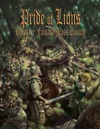 Splintered Light Miniatures Pride Of Lions 2nd Edition For Splintered Light Miniatures