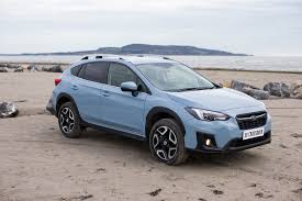 black subaru crosstrek the 2018 subaru xv crossover arrives in ireland news