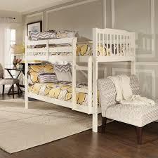 Elise Bunk Bed Manufacturer Elise Bunk Bed Soft White Walmart Triplet S Room