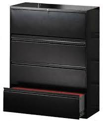 Hon 42 Lateral File Cabinet 42 Lateral File Cabinet Hon 42 4 Drawer Lateral File Cabinet 894l