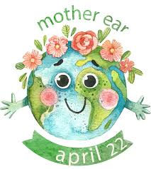 mothers earth international earth day childrens day mothers day vector