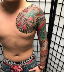 130 best japanese tattoos with meaning and history 2018