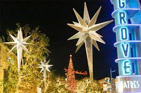 christmas lights los angeles 7 things to do this christmas in los angeles the grove la