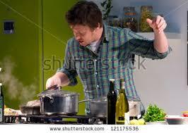 Jamie Oliver Kitchen Appliances - jamie oliver cooking stock images royalty free images u0026 vectors