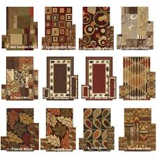kitchen rugs sets justsingit