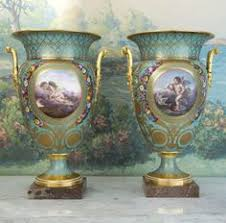 Sevres Vases For Sale Sèvres Porcelain Plates In Rose Pompadour Color Kitchen