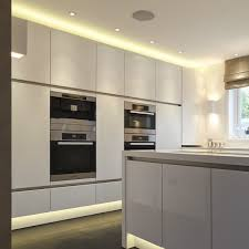 best kitchen cabinet lighting 8 high tech luxury kitchen lighting ideas columbus ga