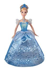 amazon disney princess swirling lights cinderella doll toys