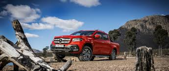 mercedes pickup 2017 take a look at the brand new mercedes benz x class pickup truck