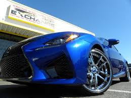 lexus chrome rcf f431 chrome wheel concave 1
