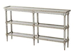 theodore alexander console table theodore alexander eglomisé 5350 001 starlight console with mirror