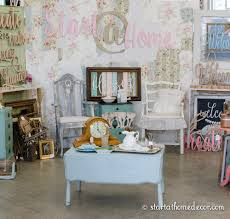 vintage start at home decor