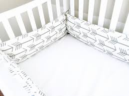 Black And Green Crib Bedding by Best 25 Baby Crib Bumpers Ideas On Pinterest Baby Nursery