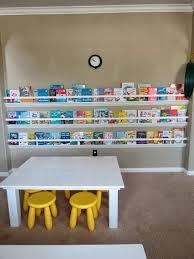 Homemade Bookshelves by Raingutter Bookshelves Wall With Ample Bookshelves Reachable For