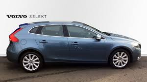 volvo v40 d2 se lux used vehicle by murray sighthill edinburgh
