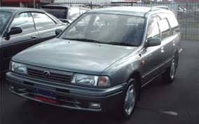 nissan california y10 nissan sunny california 1990 1991 1992 1993 1994 универсал 5