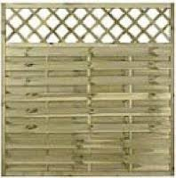 Fence Panels With Trellis Standard Square Fence Panels With Trellis Wood World Coventry