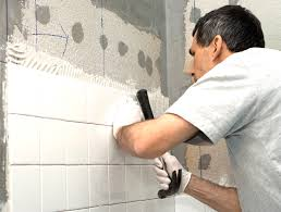 bathroom grout repair magnificent how to fix broken wall tile and