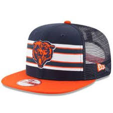nfl s chicago bears new era navy state clip 59fifty fitted