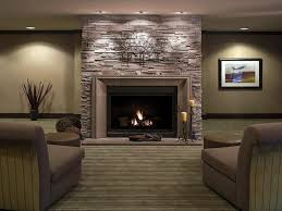 fireplace surround ideas modern concrete and stone wood surrounds