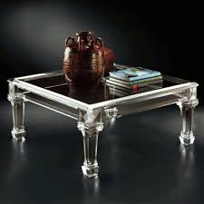 coffee table acrylic coffee table sfv2508b safavieh phenomenal
