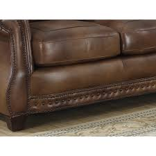 Leather Couches And Loveseats Sterling Cognac Brown Italian Leather Sofa And Loveseat Free