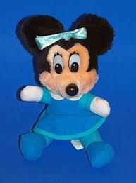 amazon com mickey u0027s christmas carol plush minnie mouse as mrs