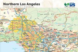 los angeles map pdf maps update 21051488 los angeles map tourist los angeles