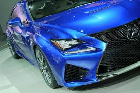 lexus sports car blue how the lexus rc red paint achieves its radiant luster lexus