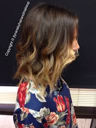 short hair balayage ombre ombre balayage ombre color melt